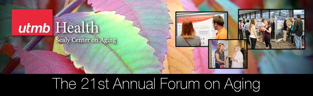 21st Annual Forum on Aging