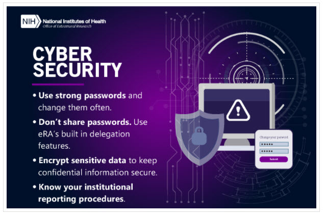 NIH Cyber Security